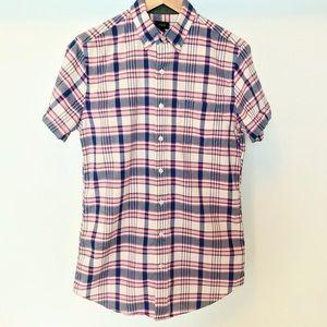 J.Crew Short-Sleeve Shirt